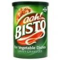 Bisto Vegetable Gravy Granules 170g