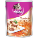 Whiskas Purrfectly Chicken & Beef Entree 85g