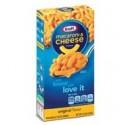 Kraft Macaroni & Cheese Dinner Original Flavor 206g