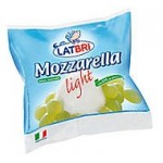 LatBri Mozzarella Light 125g