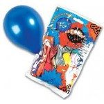 Fun 18 Assorted Metalilic Balloons 10""