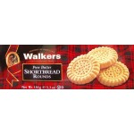 Walkers Shortbread Pure Butter Rounds 150g