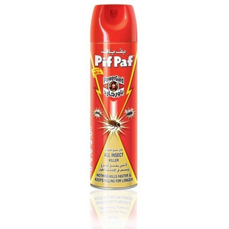 Pif Paf Power Gard All Insect Killer 300ml
