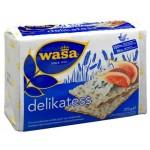 Wasa Delikatess Rye Crispbread 275g