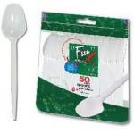 Fun 50 Plastic Spoons