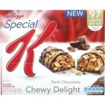 Kellogg's Special K Dark Chocolate Chewy Delight 4x24g