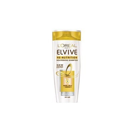 L'Oreal Elvive Re-Nutrition Nourishing Shampoo 200ml