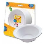 Fun 20 Disposable Foam Bowls 12oz