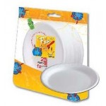 Fun 25 Disposable Foam Plates 7""