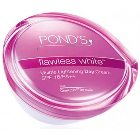 Pond's Flawless White Visible Lightening Daily Cream 50g