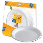 Fun 25 Disposable Foam Plates 10""