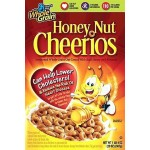 General MIlls Cheerios Honey & Nut Wholegrain Cereals 309g