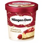 Haagen-Dazs Strawberry Cheesecake 500ml