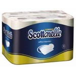 Scottonelle Toilet Tissue 12 Rolls