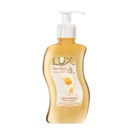 Lux Velvet Touch Hand Wash 500ml