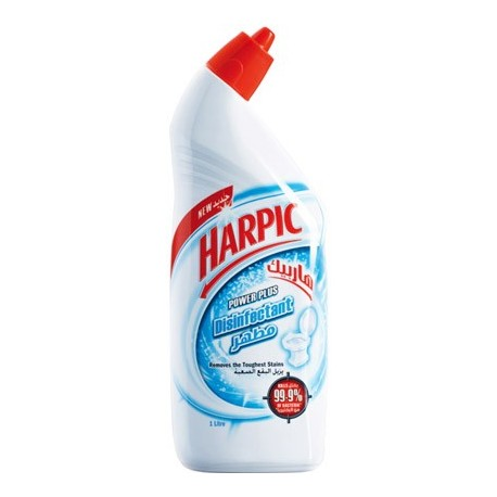 Harpic Power Plus Tough Stain Remover Disinfectant 750ml
