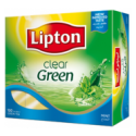 Lipton Clear Green Tea Mint 100 Tea Bags