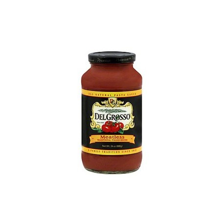 DelGrosso Meatless Pasta Sauce 680g