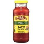 Old El Paso Mild Taco Sauce 226g