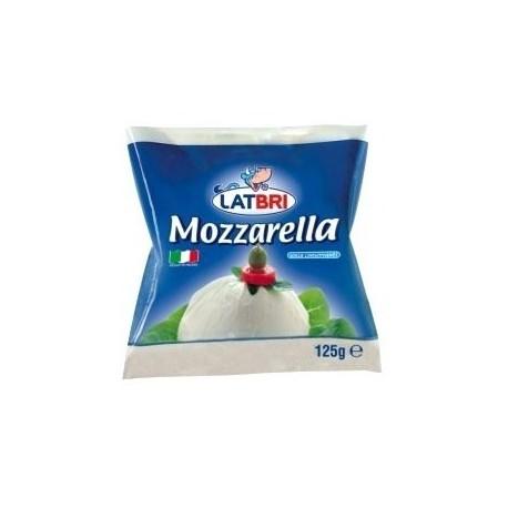 LatBri Mozzarella 125g