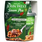 John West Steam Pot Tuna Infusions with Sundried Tomato Couscous 150g