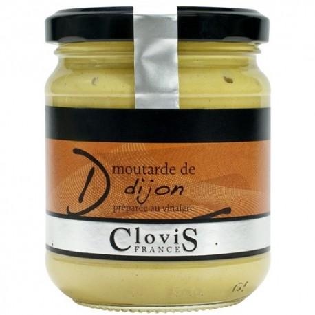 Clovis Dijon Mustard 200g