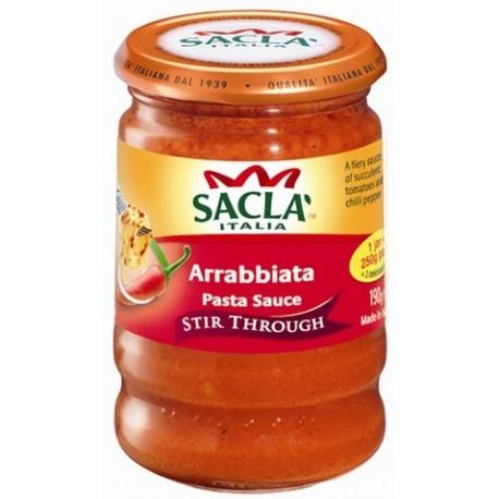Sacla Arrabiata Pasta Sauce Stir Through 190g