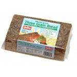 Delba Three Grain Bread 500g