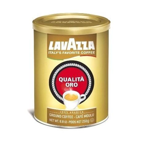 Lavazza Qualita Oro Arabica Ground Coffee 250g