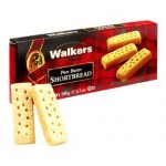 Walkers Shortbread Pure Butter 150g