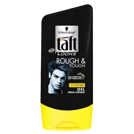 Taft Rough & Tough Extreme Gel 150ml