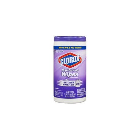 Clorox Disinfecting Wipes Fresh Lavender 258g