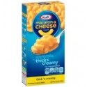 Kraft Macaroni & Cheese Dinner Thick'n Creamy 206g