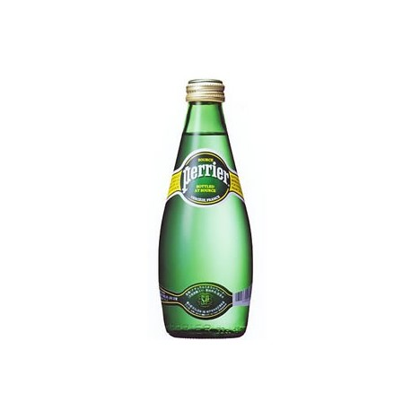 Perrier Source Lemon Sparkling Water 330ml