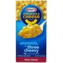 Kraft Macaroni & Cheese Dinner Three Cheese 206g