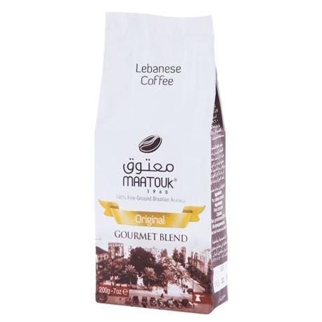Maatouk Lebanesse Coffee Gourment Blend Original 250g