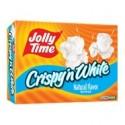 Jolly Time Crispy'n White Natural Flavor Popcorn 298g