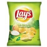 Lays Yogurt & Herbs 185g