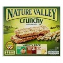 Nature Valley Variety Pack Granola 6x2 Bars