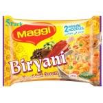 Maggi 2 Minute Noodles Biryani Flavour 5x77g