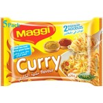Maggi 2 Minute Noodles Curry Flavour 5x79g