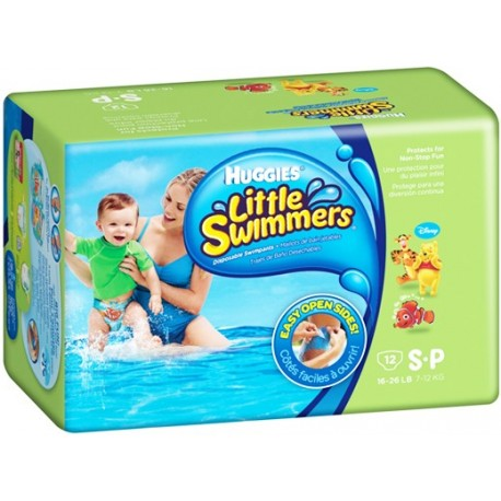 Huggies Little Swimmers S.P 7-12kg 16-26 LB