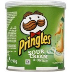 Pringles Sour Cream & Onion 40g
