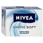 Nivea Creme Soft Soap Bar 100g
