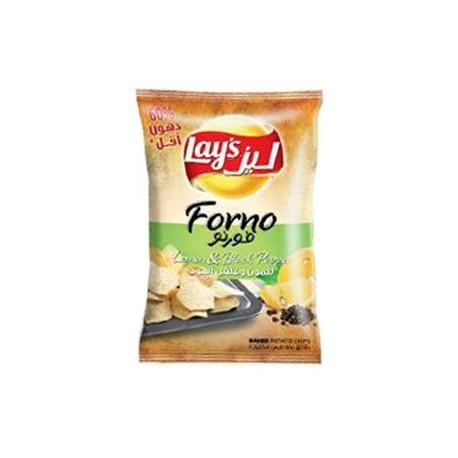 Lays Forno Lemon & Black Pepper 43g