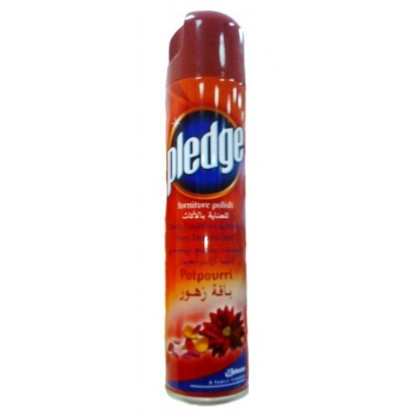 Pledge Furniture Polish Patpourri 300ml