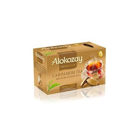 Alokozay Cardamom Tea 25tea bags