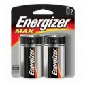 Energizer Max D Pack 2