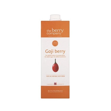 The Berry Company Goji Berry 1L