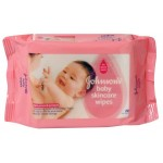 Johnson Baby Gentle All Over 20 Wipes
